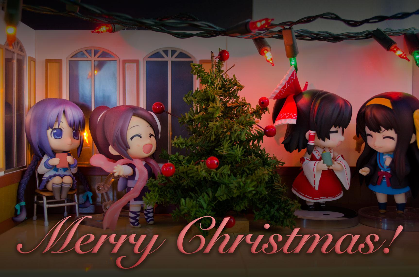 Nendoroid Christmas