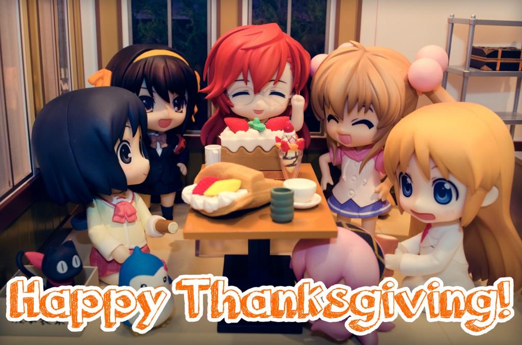 Nendoroid Thanksgiving