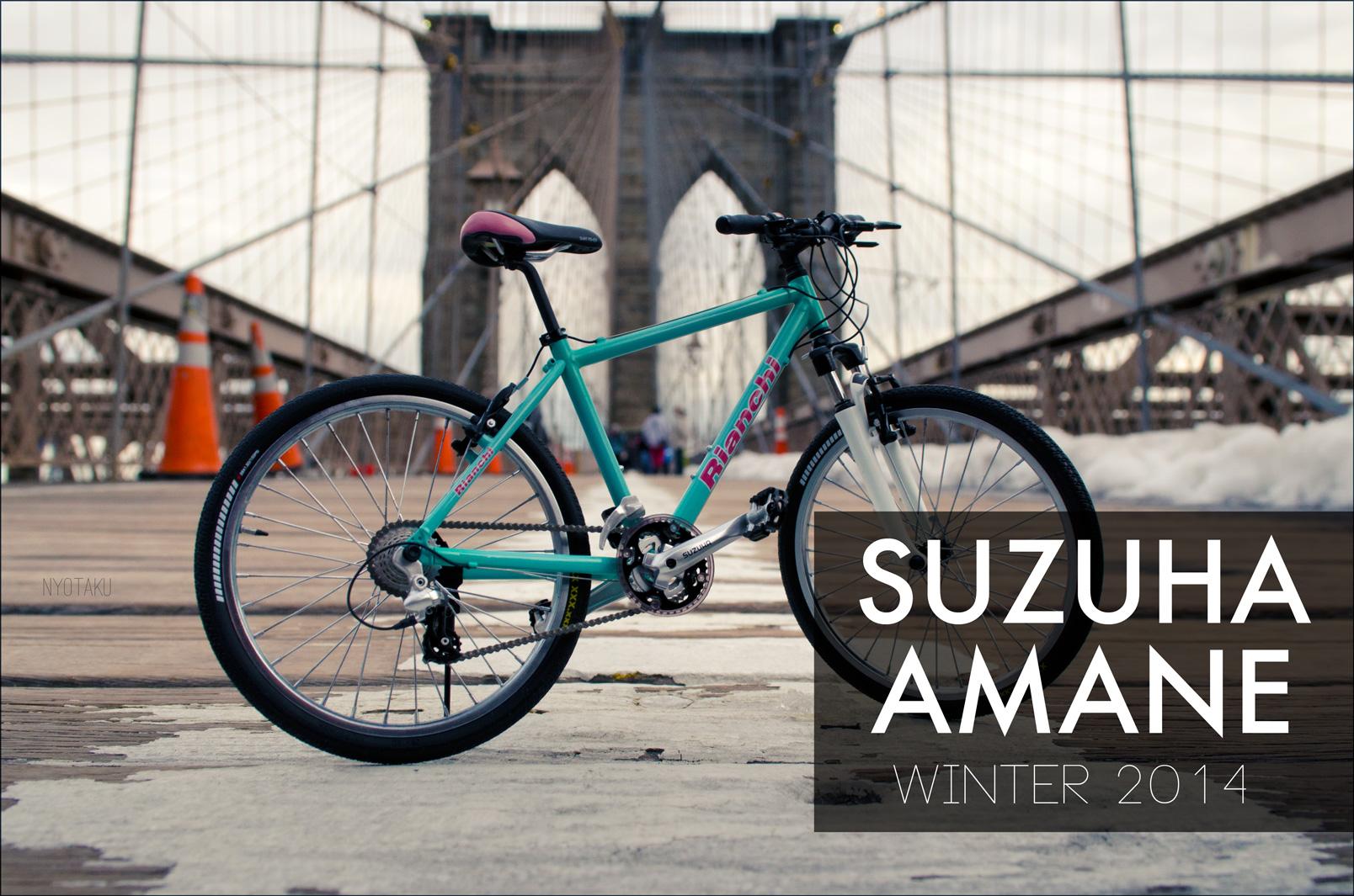 Suzuha Amane : Winter 2014