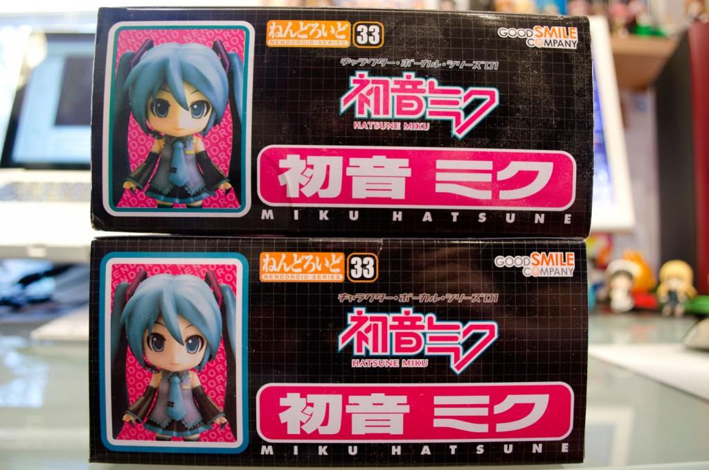 Nendoroid Hatsune Miku Bootleg