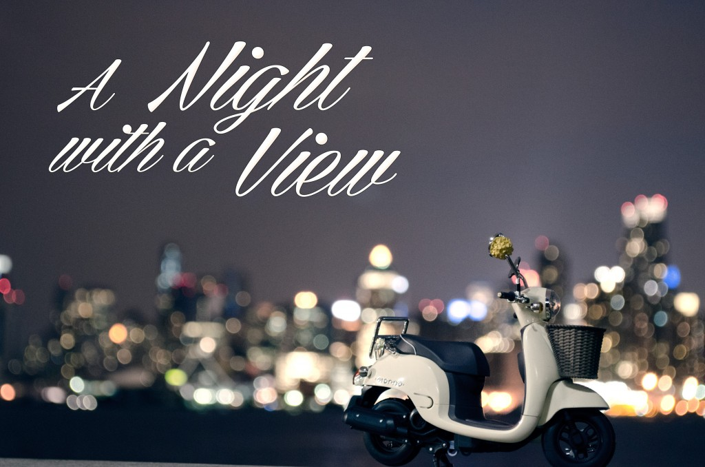 A Night With a View : Figure Photo Shoot