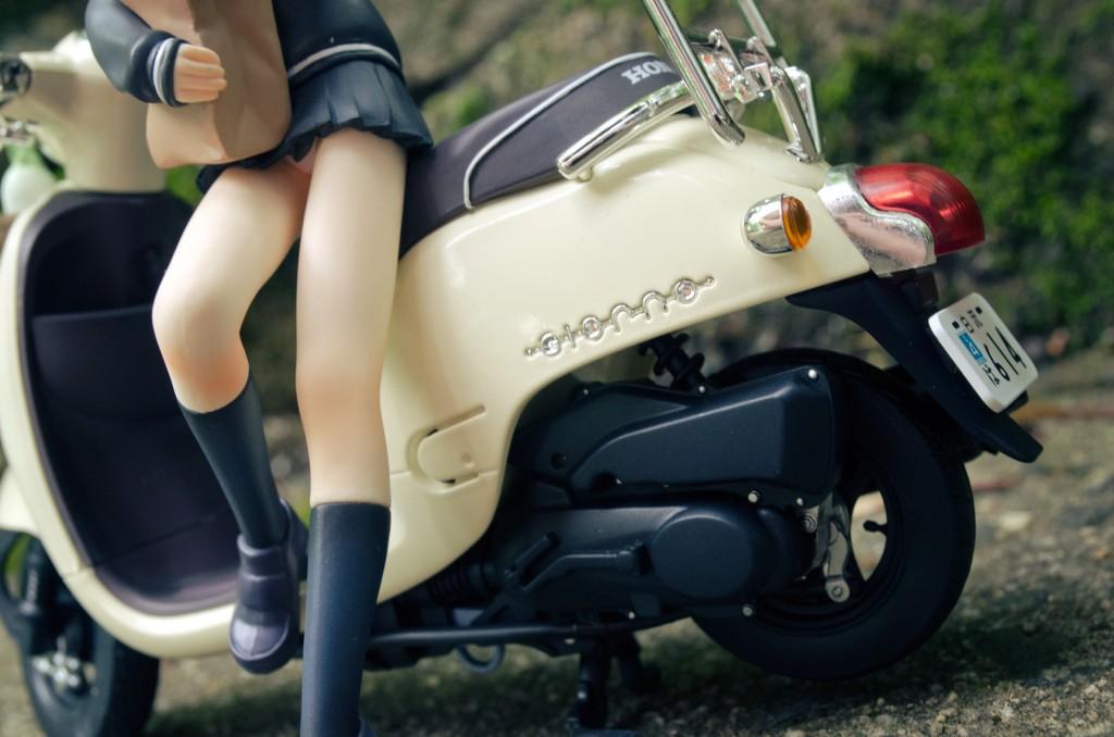 Shiozaki Haruno Bike