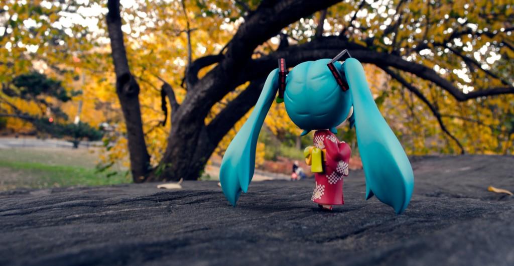 Nendoroid hatsune Miku Yukata Ver