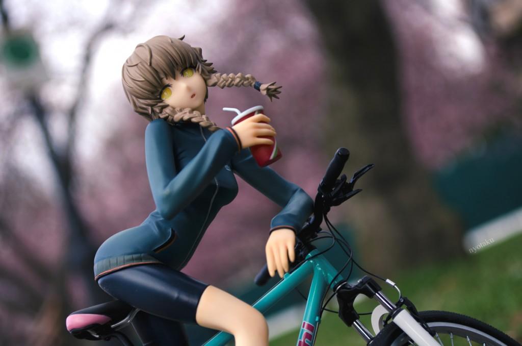 Suzuha Amane Figure Spring