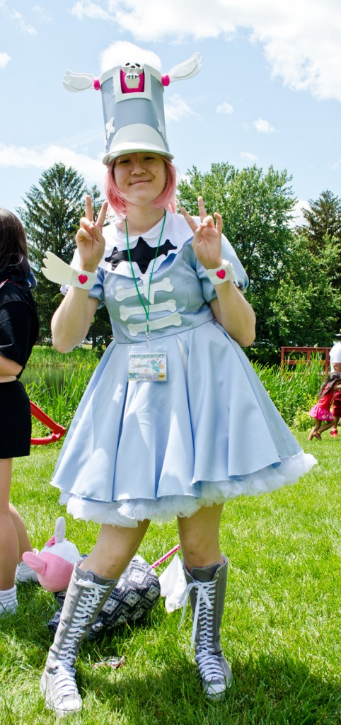 AnimeNext 2014 Nonon cosplay