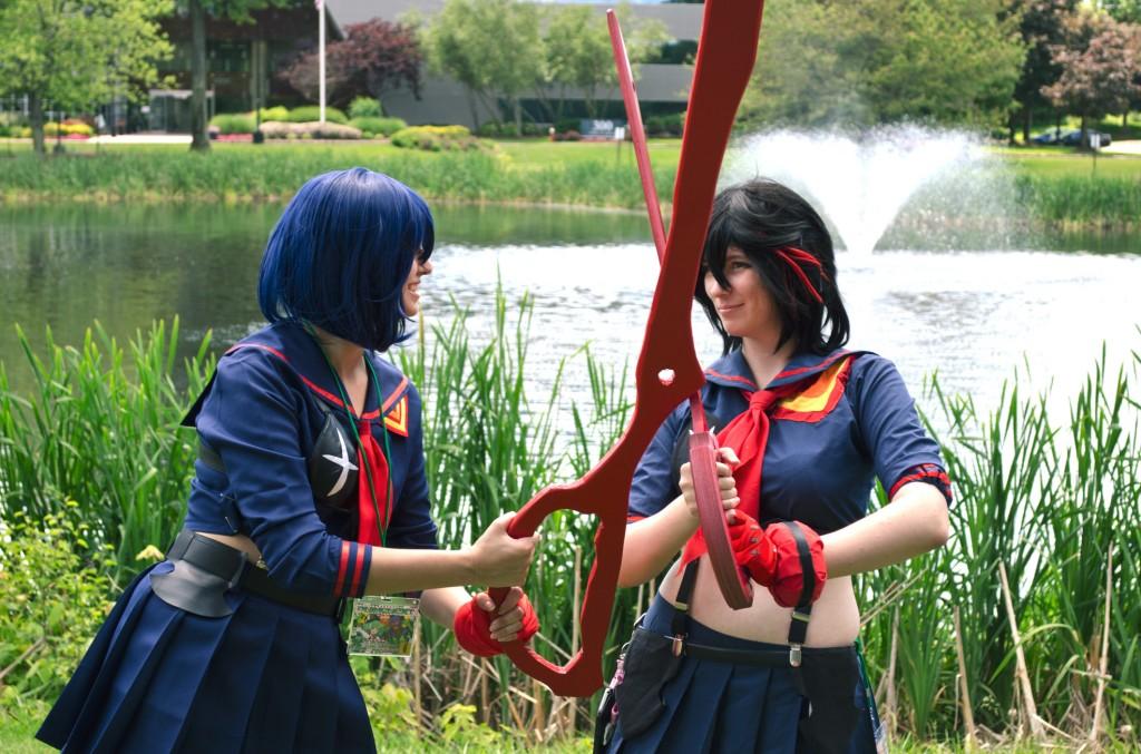 AnimeNext 2014 Ryuuko Cosplay
