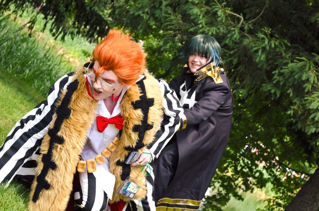 AnimeNEXT 2014 Takarada Cosplay