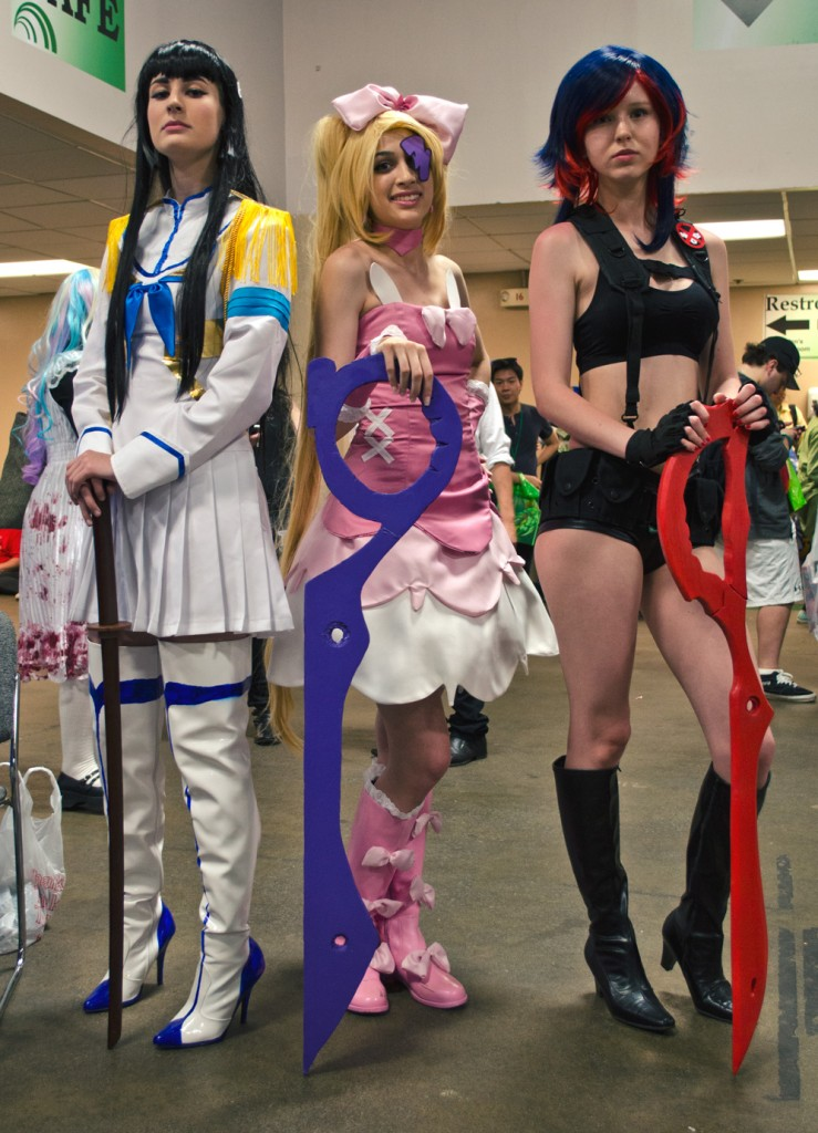 Animenext kill la kill cosplay