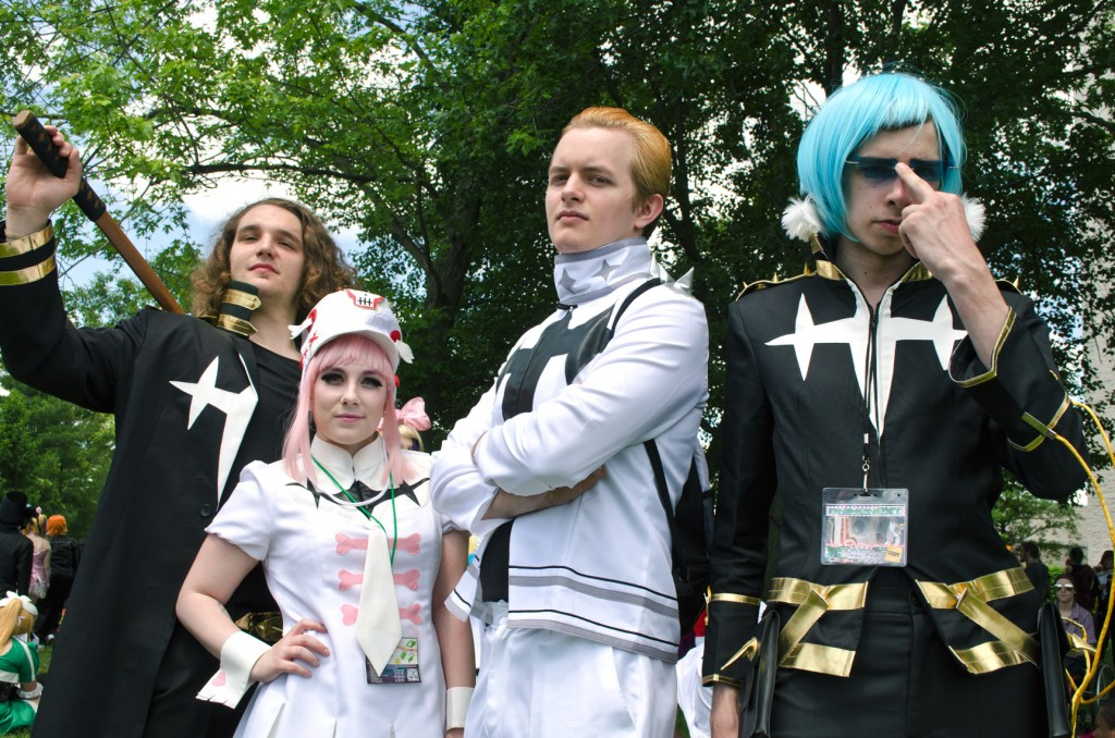 AnimeNEXT 2014 Elite four