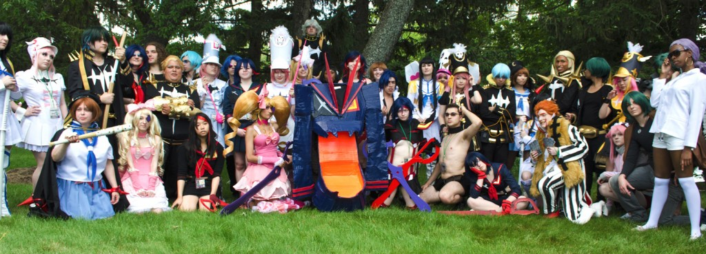 AnimeNEXT Kill la Kill meetup