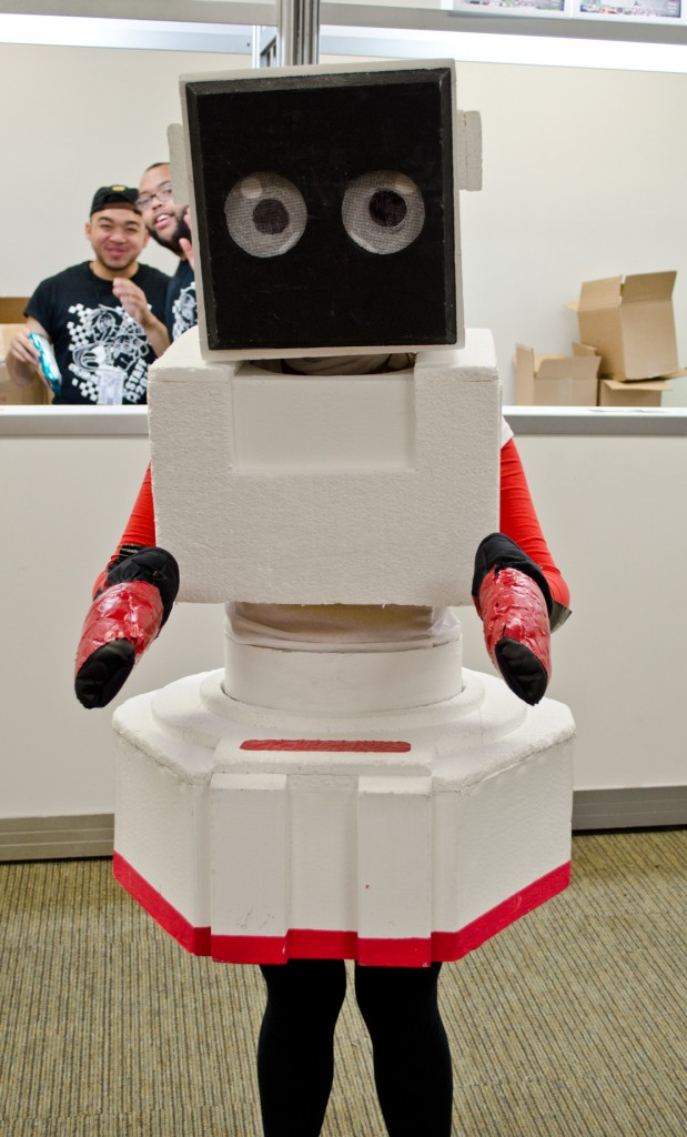 AnimeNEXT 2014 R.O.B. Cosplay