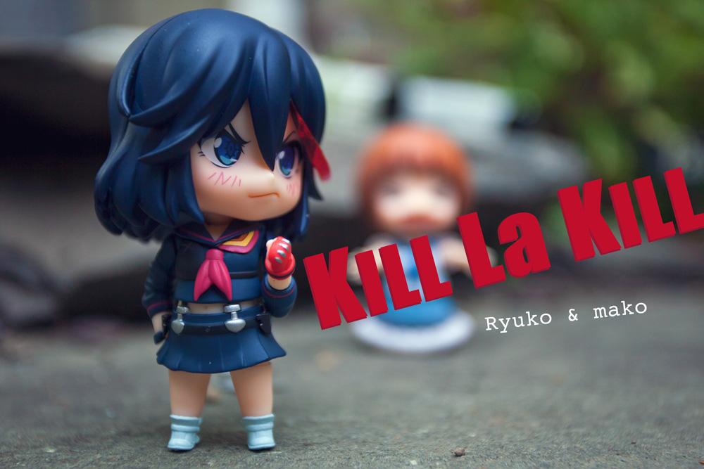 Kill la Kill nendoroid