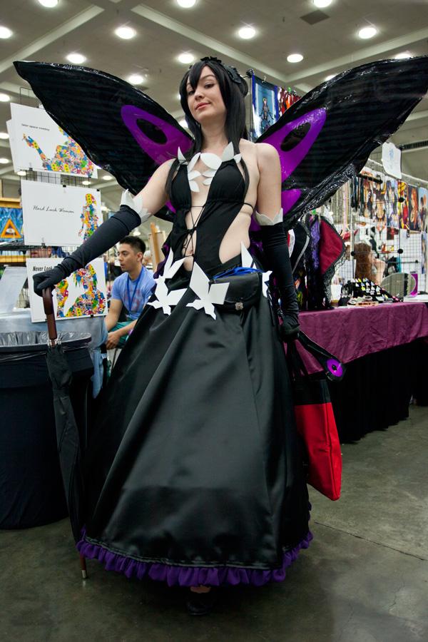 Otakon 2014 Kuroyukihime cosplay