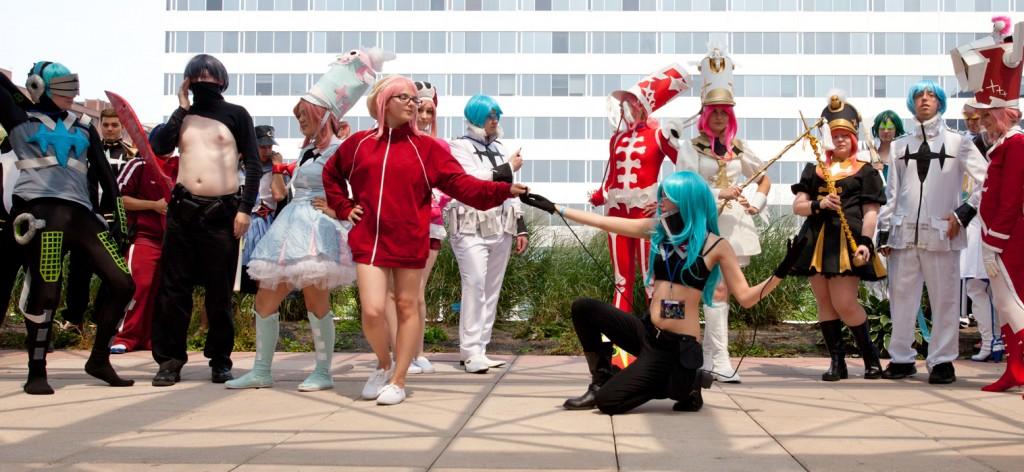 Otakon nonon and inumuta cosplay
