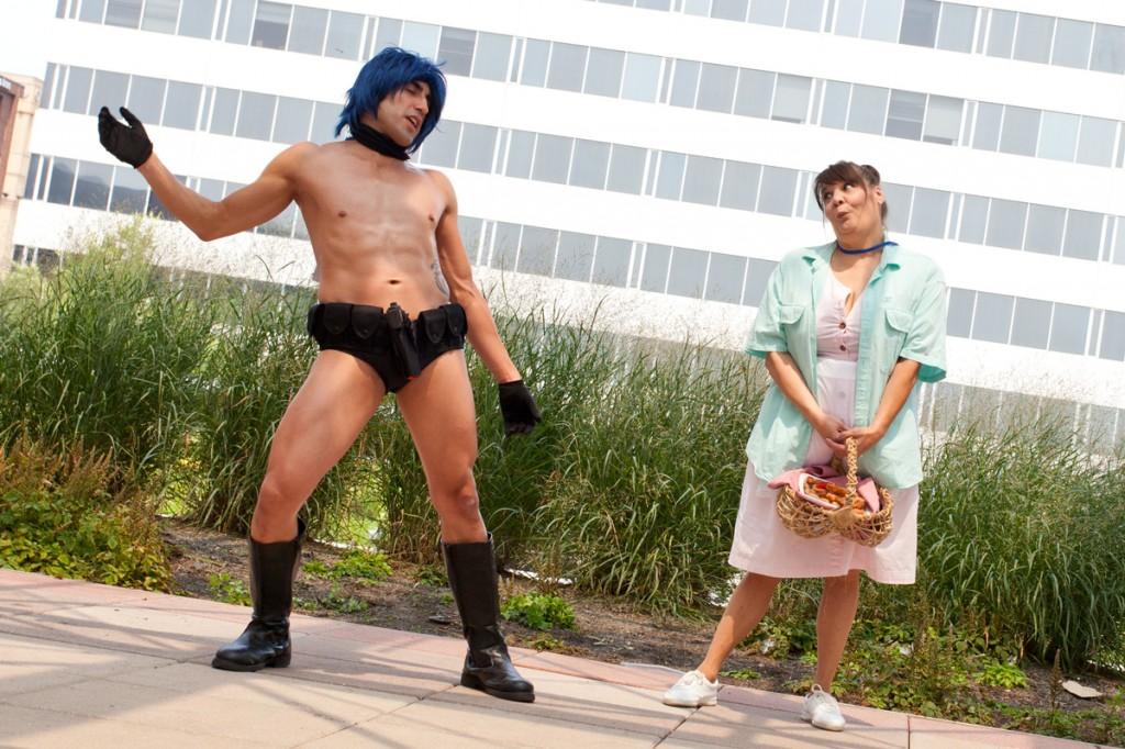 Otakon 2014 Kill la Kill cosplay