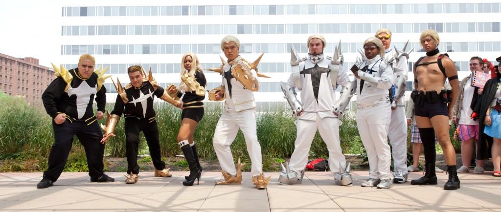 Otakon Kill la Kill photoshoot Ira Gamagori cosplay