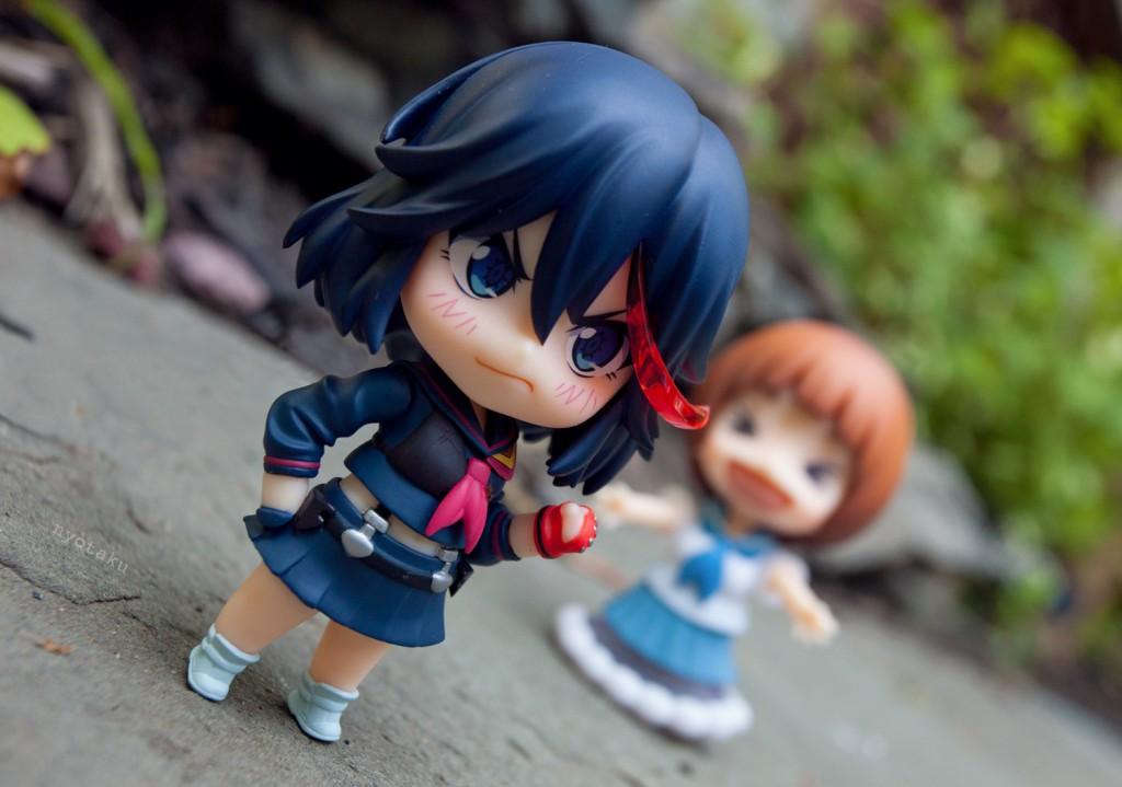 Ryuko & Mako Nendoroid