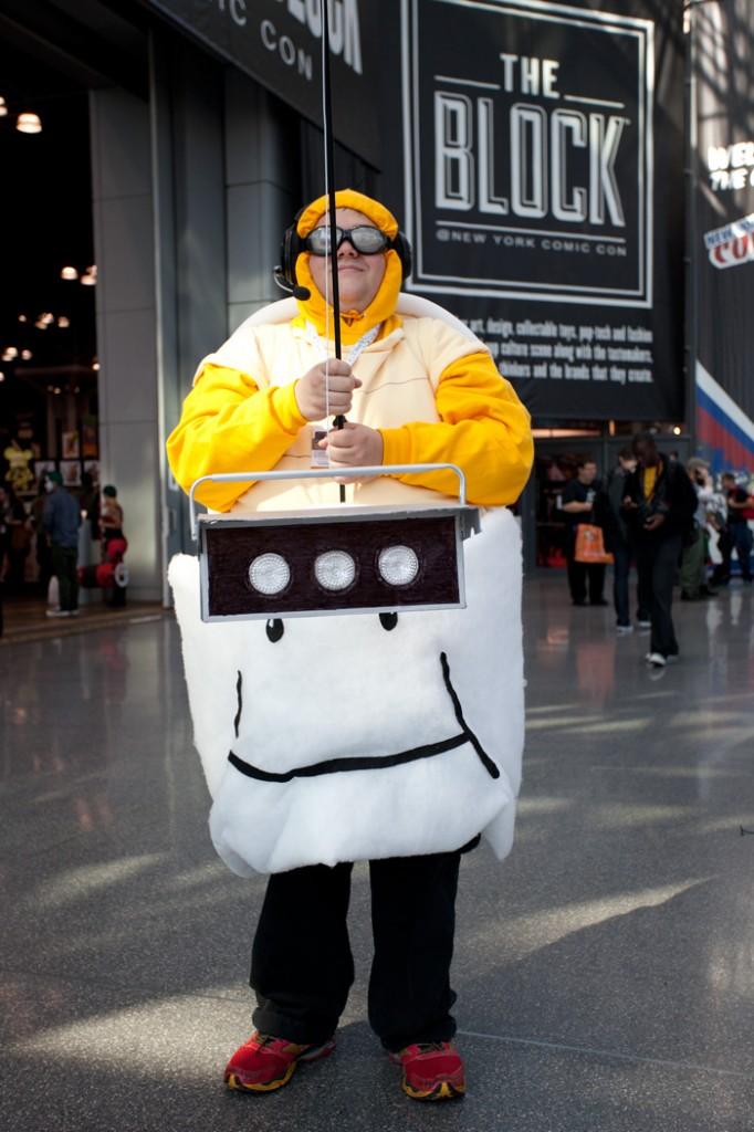 NYCC 2014 Lakitu cosplay