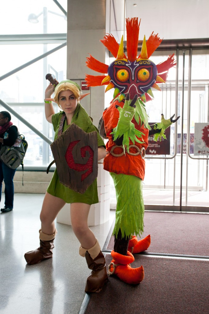 NYCC-2014-Legend-of-Zelda-Cosplay