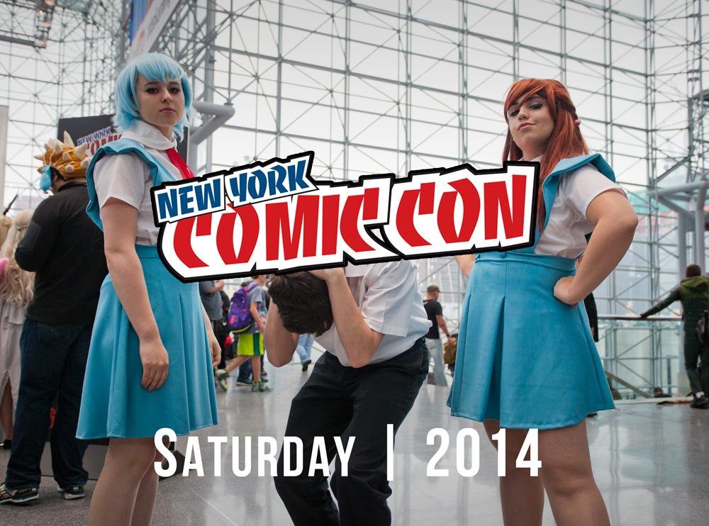 NYCC 2014 Saturday