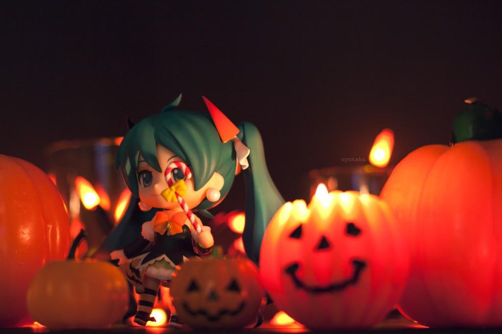 halloween miku
