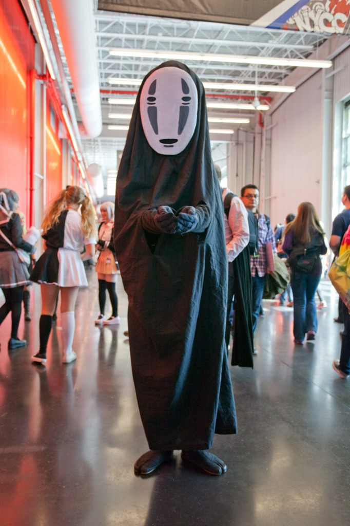 nycc 2014 no face cosplay