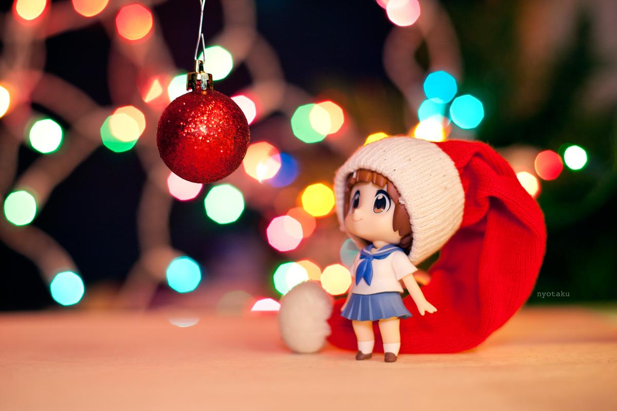 Nendoroid Mako Christmas