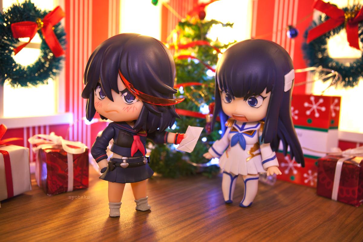 Ryuko's present