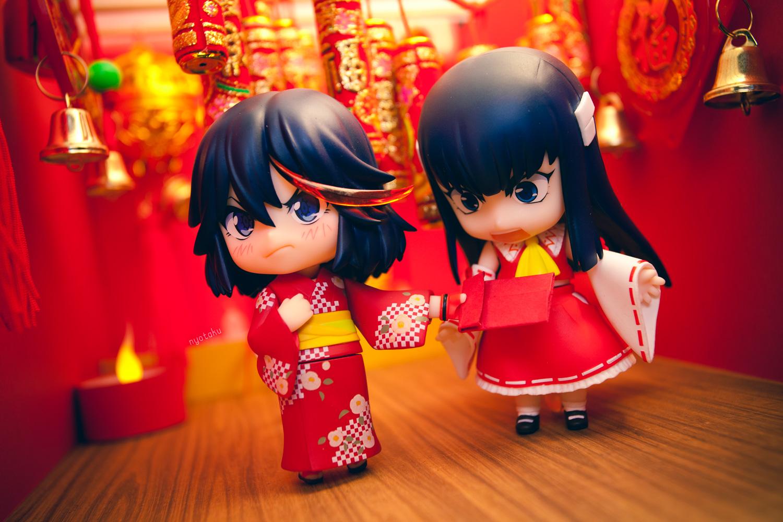 Satsuki's Chinese New Year