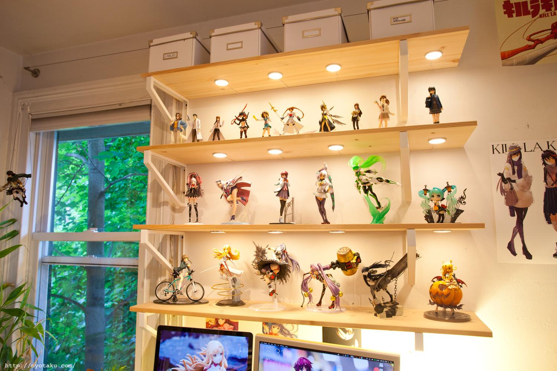 Anime Figure Shelves