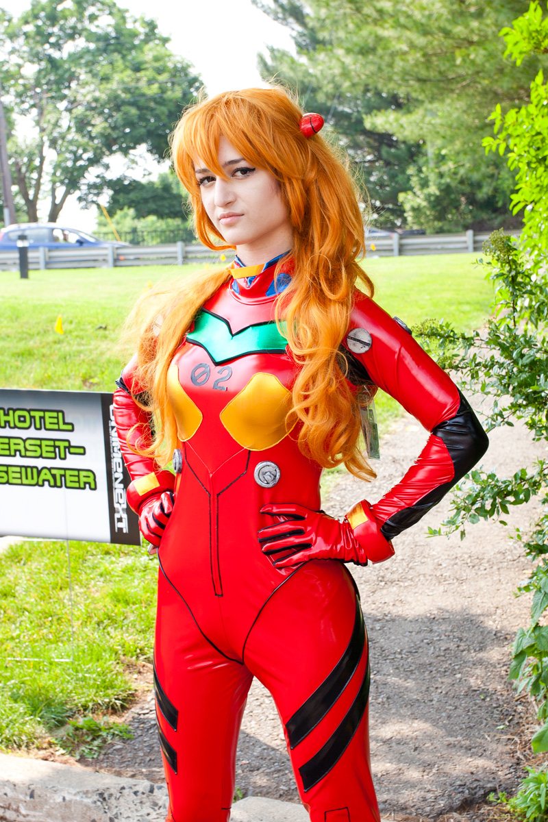 AnimeNEXT 2015 Asuka Cosplay