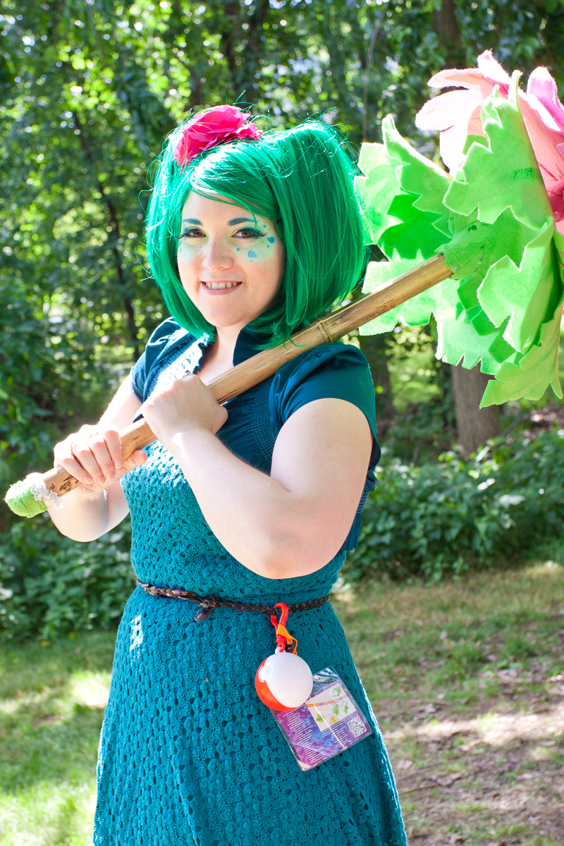 AnimeNEXT-2015-Bulbasaur-Cosplay
