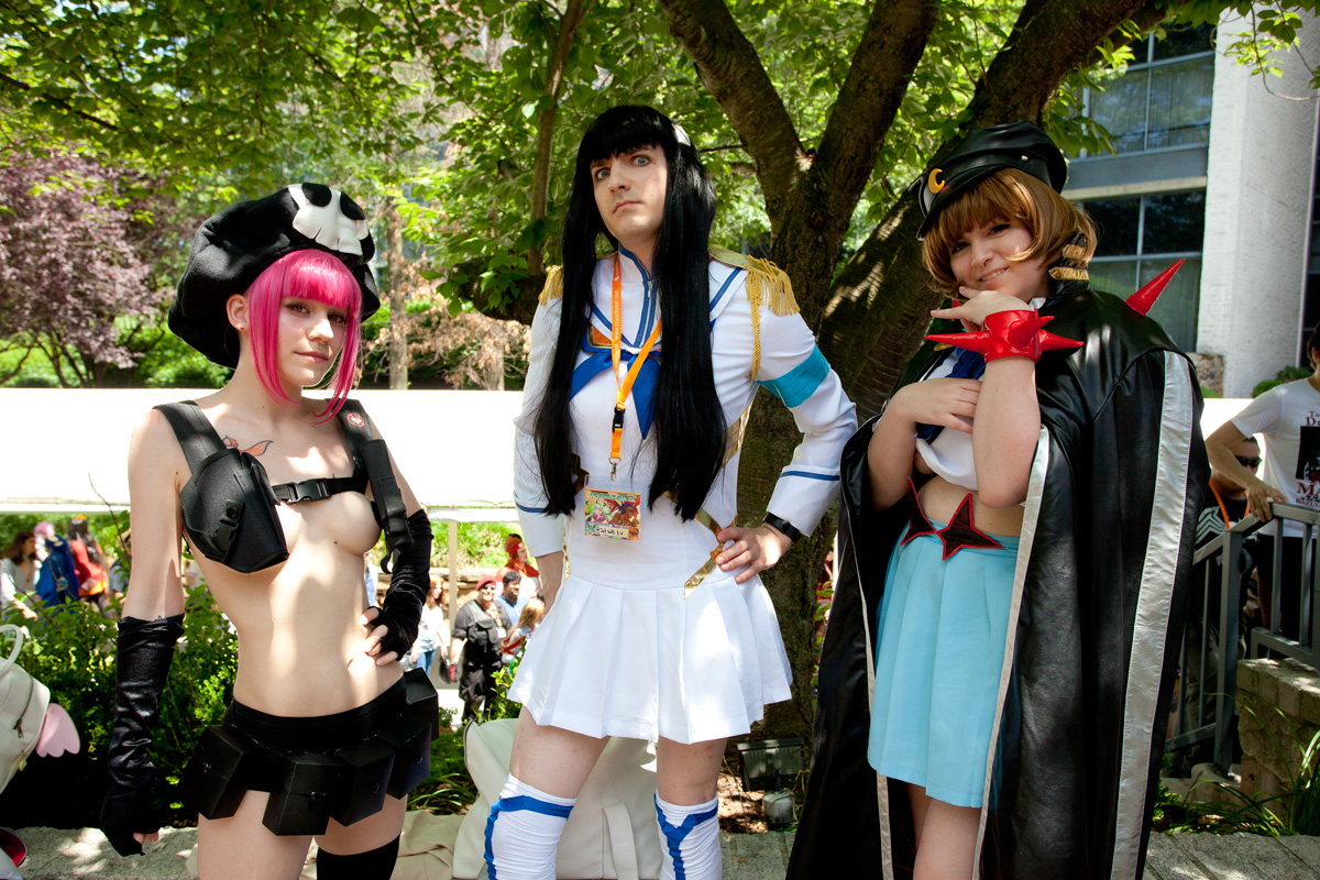 AnimeNEXT-2015-Kill-la-Kill-cosplay