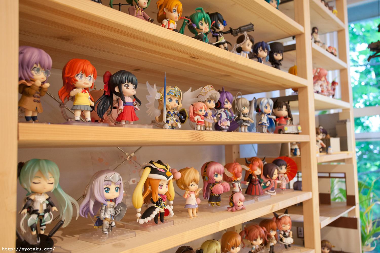 Nendoroid-Shelves