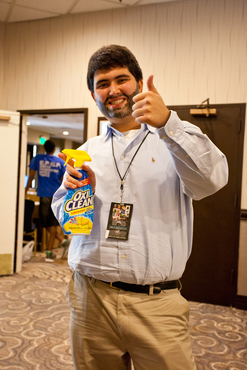 Liberty-City-Anime-Billy-Mays-Cosplay