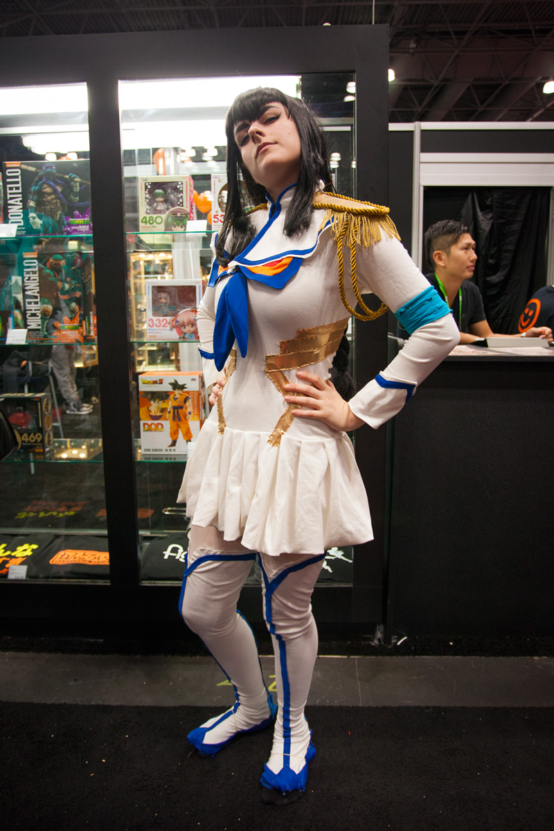 NYCC 2015 Satsuki Cosplay