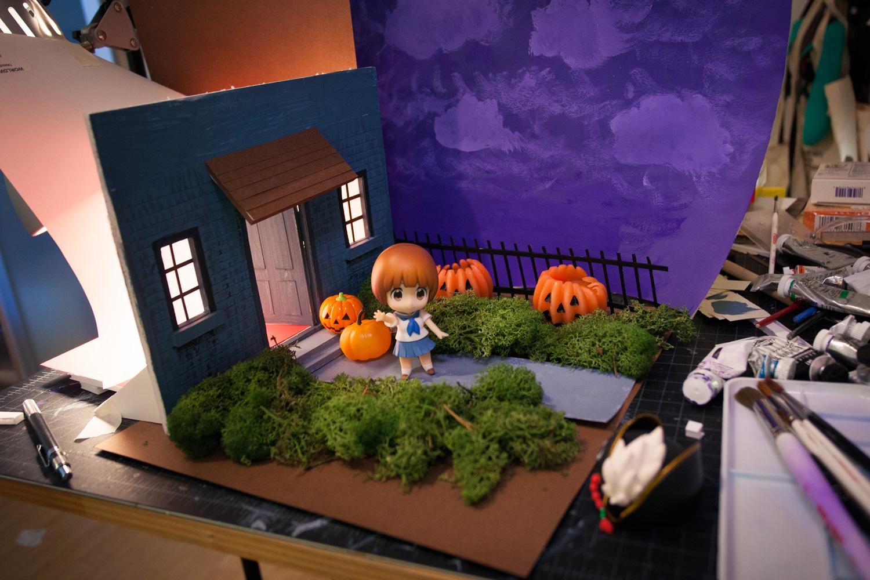 Nendoroid Halloween Set