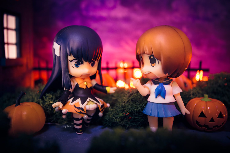 Satsuki & Mako Halloween