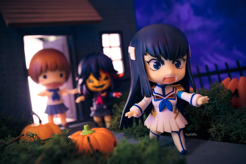 Kiryuin Satsuki Halloween