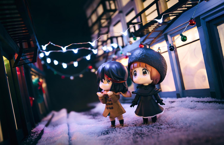 Mako & Ryuko Christmas