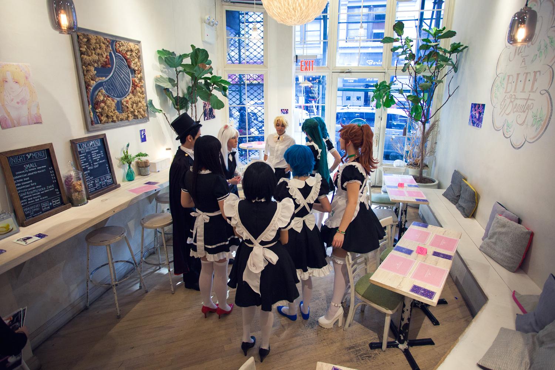 CosCafeNYC Sailor Moon Cafe 2