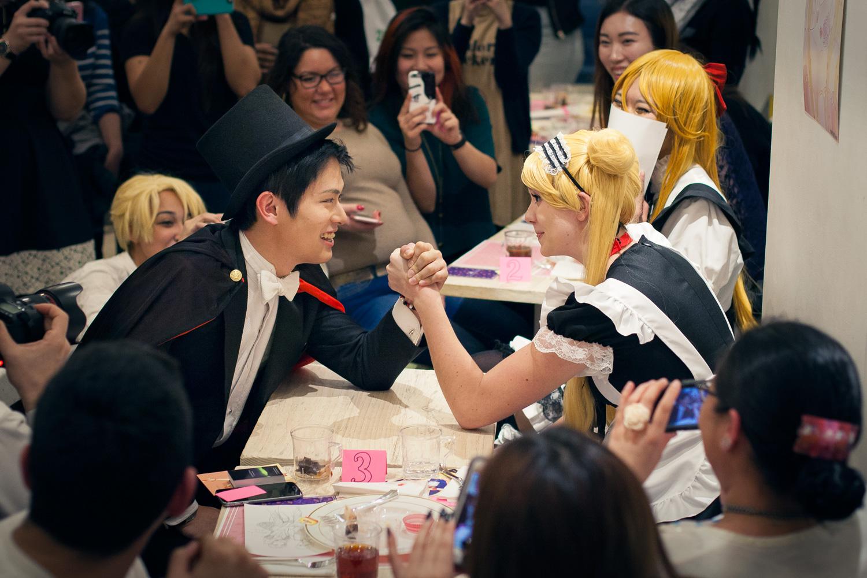 CosCafeNYC Sailor Moon Cafe