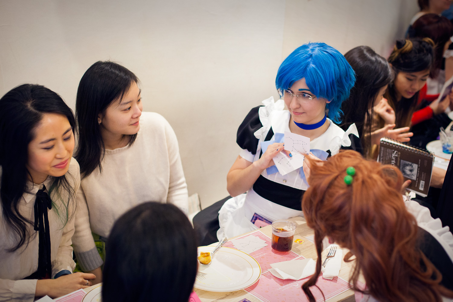 Cosplay Cafe NYC