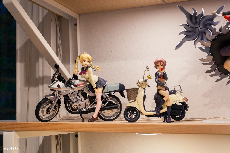 Bike-Figures