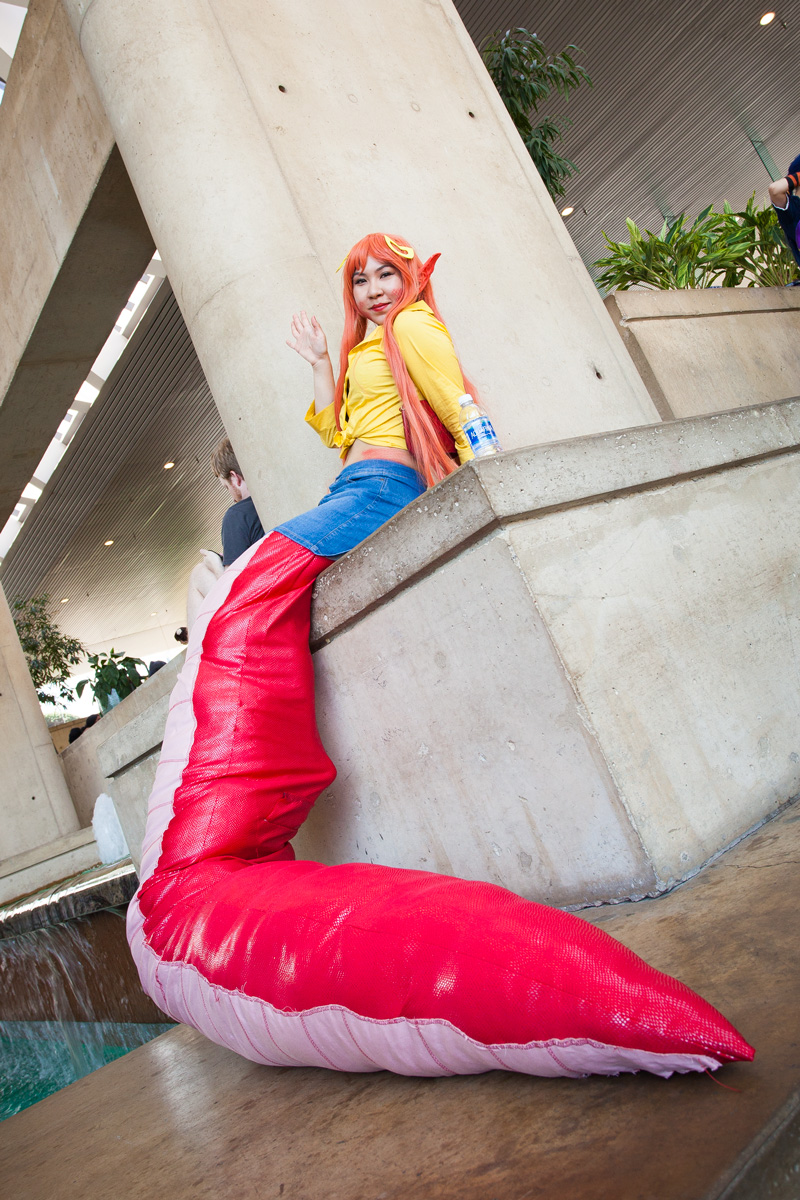 Monster Musume Miia Cosplay