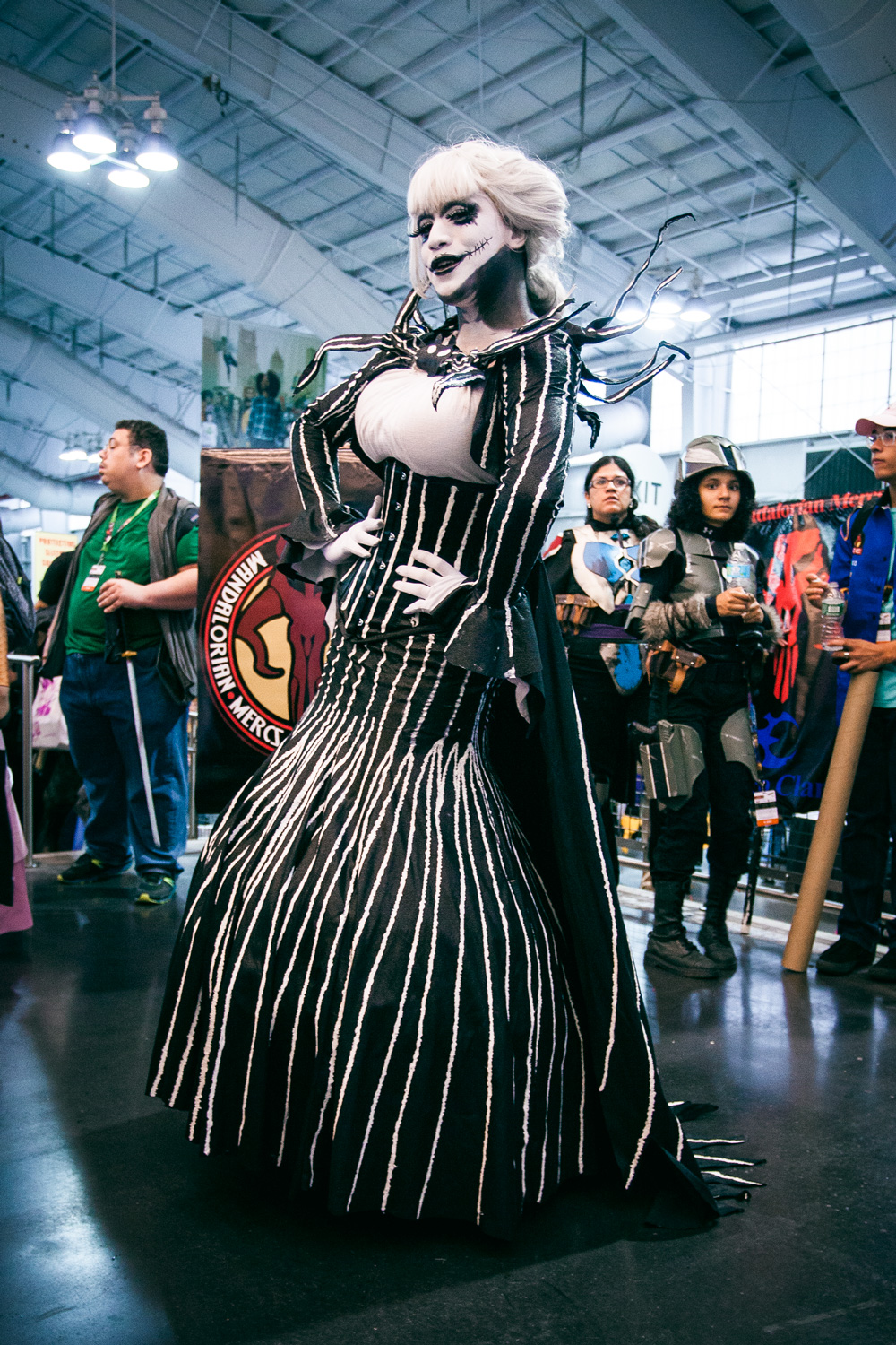 NYCC Jack Skellington Cosplay